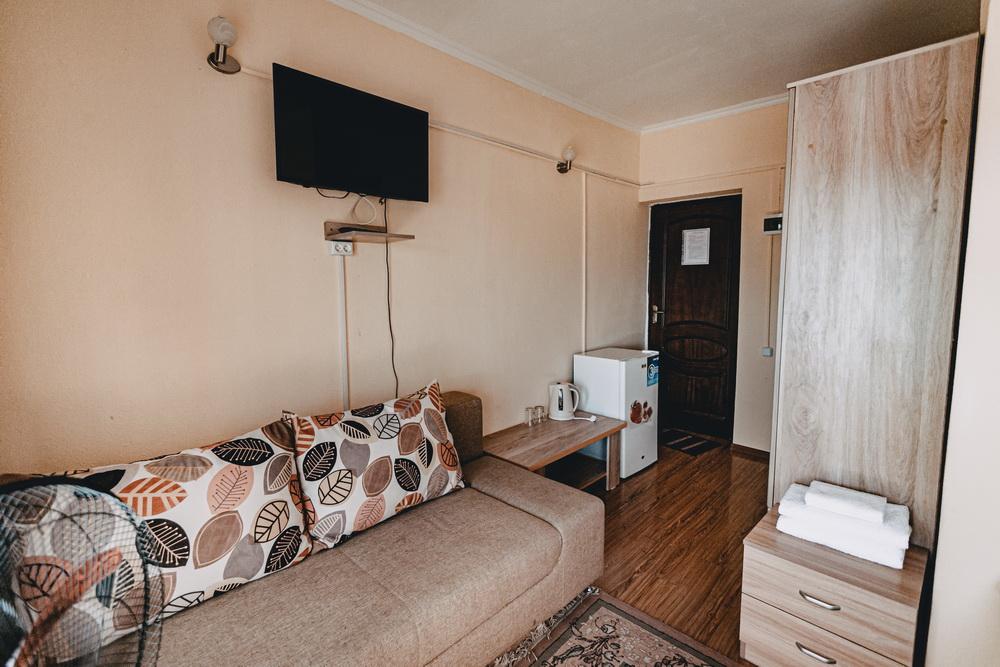 Стандарт 2х местный + диван